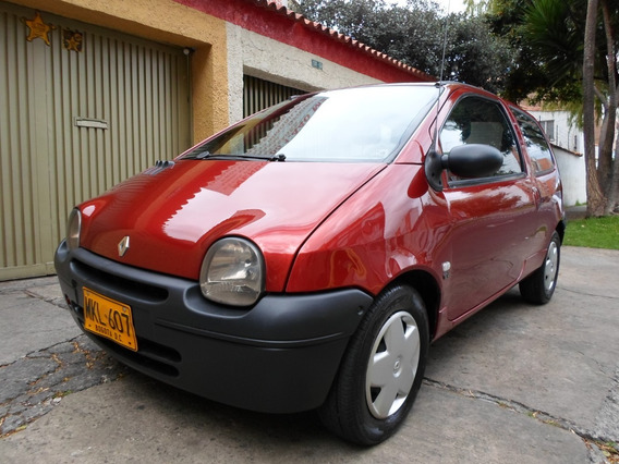 Renault Twingo Authentique 16v 2013 Aire Acondicionado