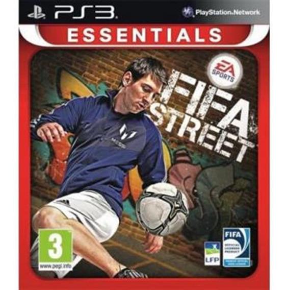 Fifa Street (essentials) - Ps3 Lacrado