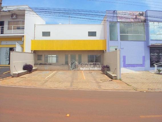 Barracão Para Alugar, 195 M² Por R$ 3.400,00/mês - Jardim Vista Alegre - Paulínia/sp - Ba0052
