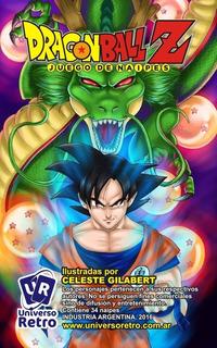 Cartas Dragon Ball Z Goku Anime Universo Retro Tope Quartet