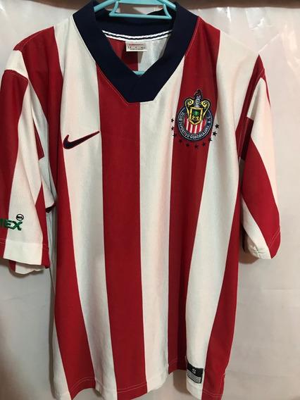 oficina postal La nuestra más lejos  921ad06b5e nike chivas soccer jersey season 1997 original mexico ...