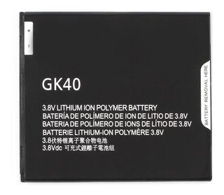 Batería Pila Gk40 Motorola Moto G4 Play G5 E4 2800mah