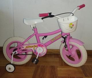 Bicicleta Liberty Sacha Niña