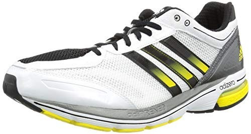 Tênis adidas Adizero Boston 3m Bco/pto/amar- Nº 40 - Q20850