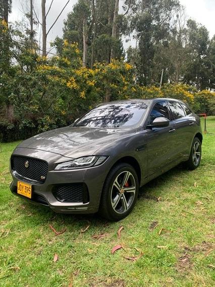 Jaguar F Pace V6 3.0 S