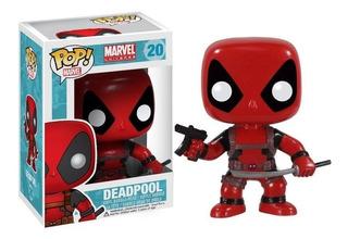 Funko Pop Deadpool 20 Marvel Baloo Toys