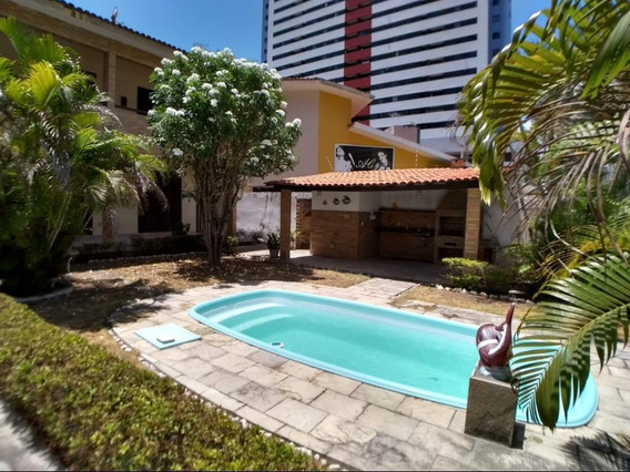Casa Em Jardim Oceania, João Pessoa/pb De 380m² 4 Quartos À Venda Por R$ 990.000,00 - Ca301170