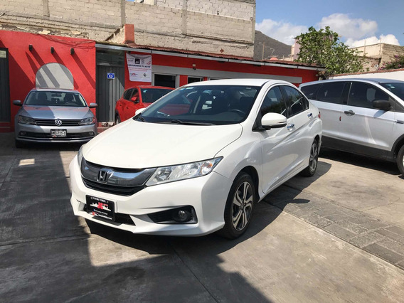 Honda City 1.5 Ex At Cvt 2017