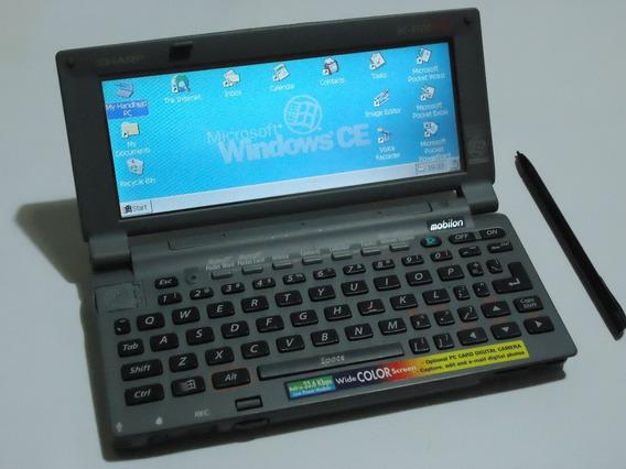 Handheld Sharp Hc-4500 Color Mobilon Vintage (leer Descrip)