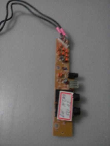 Conector Do Dvd Home Theater Lg Ht 303su A2