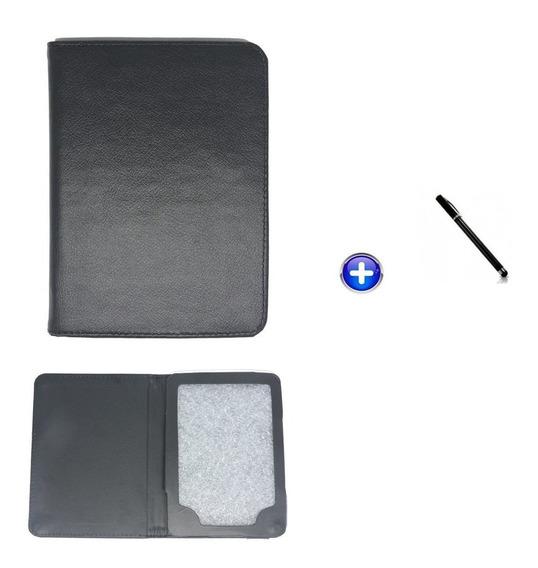 Capa E-reader Kindle 6 Magnético / Controlestouch (preto)