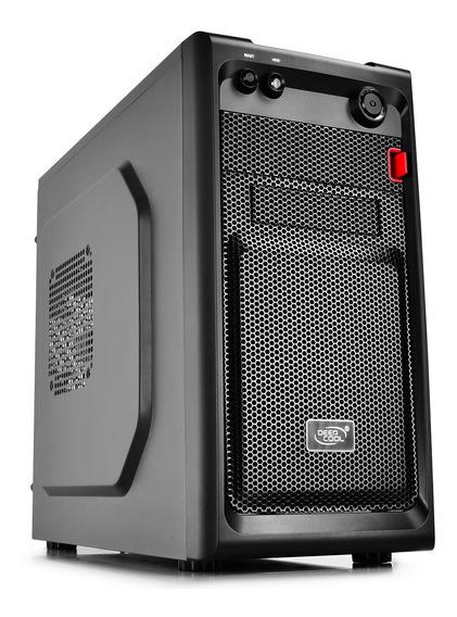Gabinete Deepcool Smarter M-atx Mini-itx Con Mesh Frontal