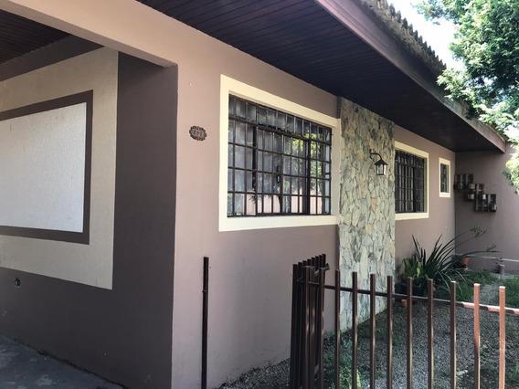 Linda Casa Em Pinhais No Bairro Weissópolis 298.000