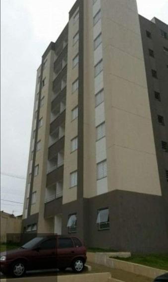 Apartamento Em Cidade Salvador, Jacareí/sp De 55m² 2 Quartos À Venda Por R$ 160.000,00 - Ap177469
