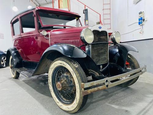 Ford A Excelente Oportunidad Coleccionistas! Smart Garage!!!