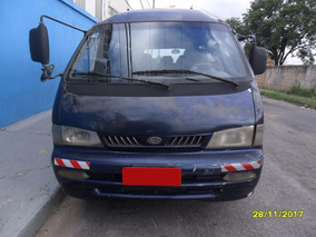 Kia Grand Besta 3.0 Gs 16l 2000/2001- Oportunidade!!!