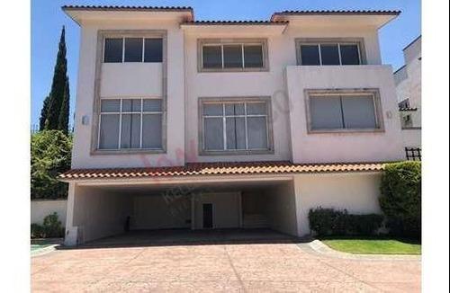Casa En Renta En Lomas Country Club - Residencial Las Quintas