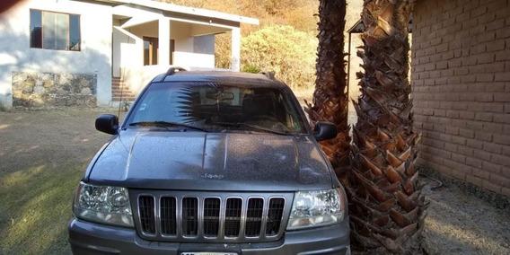 Jeep Grand Cheroke, Año 2003, Transmisión Automática
