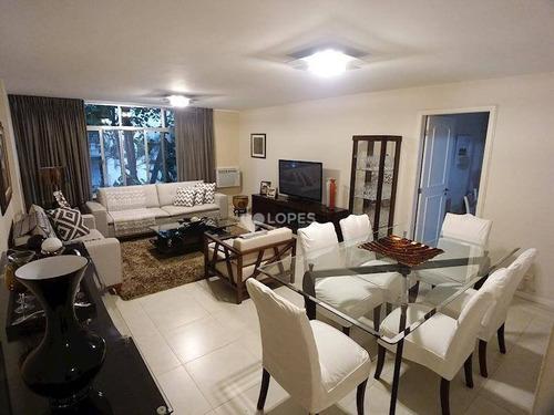 Apartamento Com 3 Quartos, 155 M² Por R$ 810.000 - Boa Viagem - Niterói/rj - Ap36906