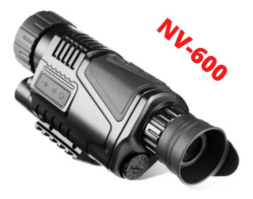 Imagem 1 de 10 de Night Vision 5x40 Infravermelho Alcance 200metros P/caça