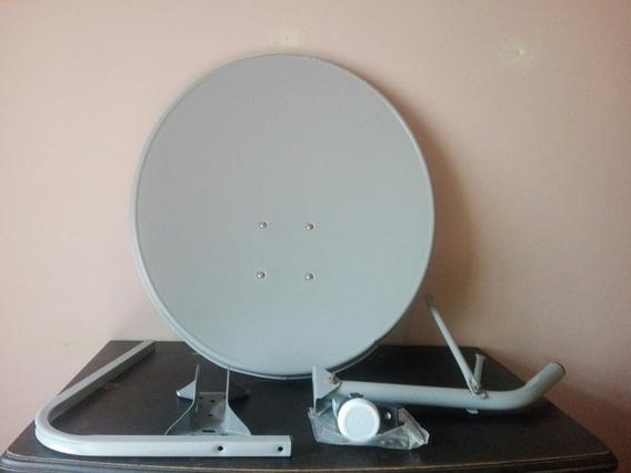 Antena Receptora Satelital Con Lnb