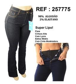 bf814d6b5 Calça Sawary Flare 48 - Calçados, Roupas e Bolsas no Mercado Livre ...