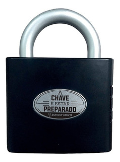Cadeado Porta Ferramenta A Chave Zc 10082355