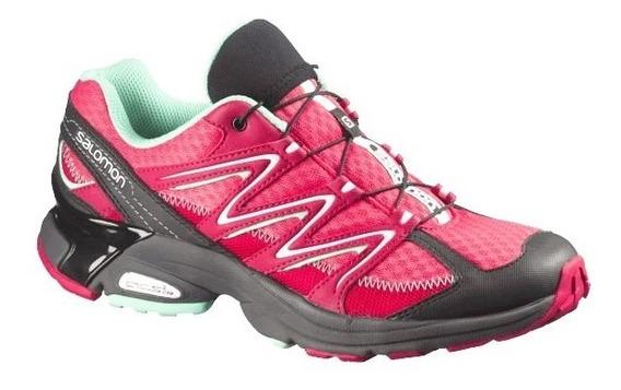 Zapatillas Salomon Xt Weeze 2 Mujer - Trail Running -