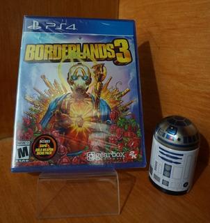 Borderlands 3 - Ps4 Fisico Nuevo