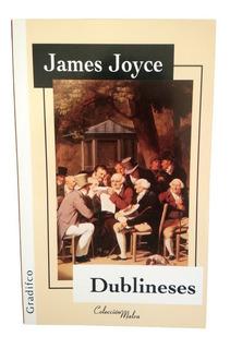 Libro Dublineses - James Joyce