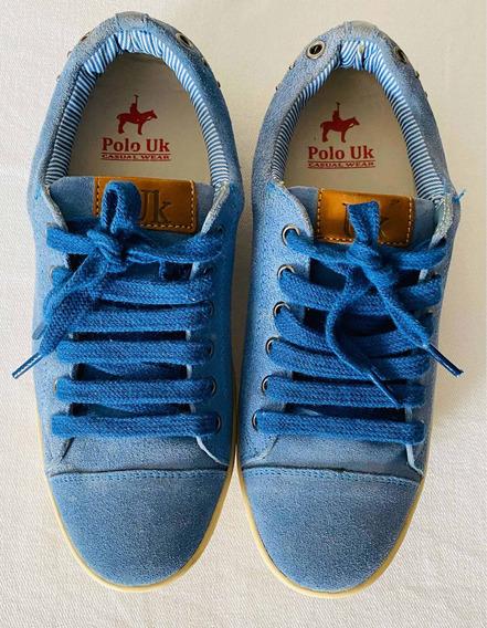 Tênis Polo Uk