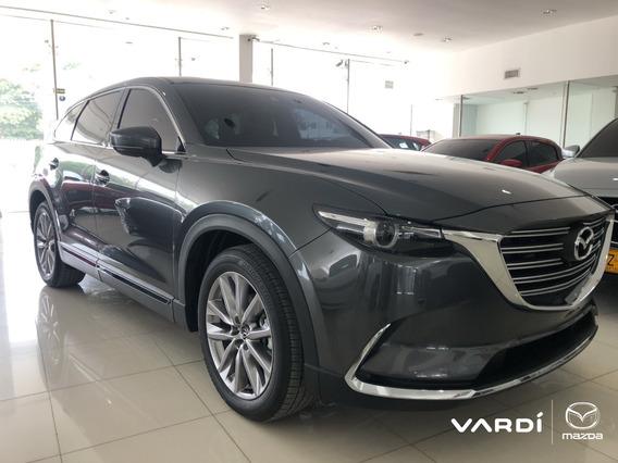 Mazda Cx-9 2.5 At 4x4 Grand Touring Lx 2021 Machine Gray