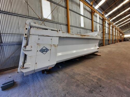 Volcadora Baco - Chapa Hardox  (6x4 - 8x4)