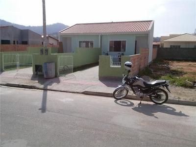 Casa Residencial Geminada À Venda, Potecas, São José. - Codigo: Ca0354 - Ca0354