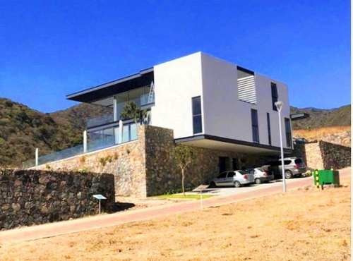 Casa Nueva De Lujo En Fraccionamiento En Ajijic-chapala
