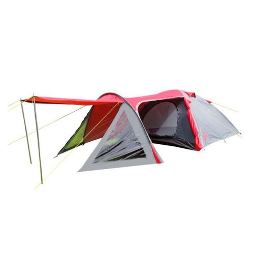 Carpa Igloo Con Avance Cerrado 6/7  Personas Arye Camping