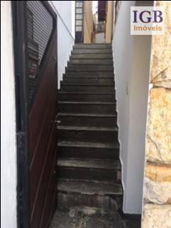 Sobrado Com 3 Dormitórios Para Alugar, 100 M² Por R$ 2.800/mês - Casa Verde - São Paulo/sp - So0478