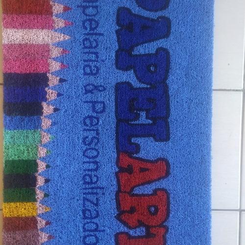 Imagem 1 de 5 de Vendemos Tapetes Personalizados Com A Sua Logomarca Para Loj