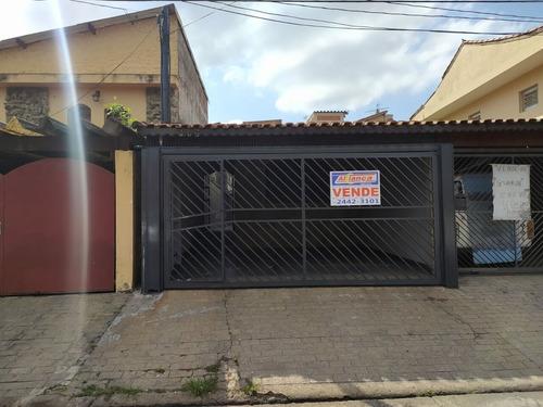 Imagem 1 de 15 de Casa Para Venda No Bairro Jardim Vila Galvão Em Guarulhos - Cod: Ai22100 - Ai22100