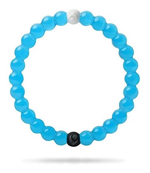 Pulsera Brazalete Color Azul Talla M Moda Genial !!!!!