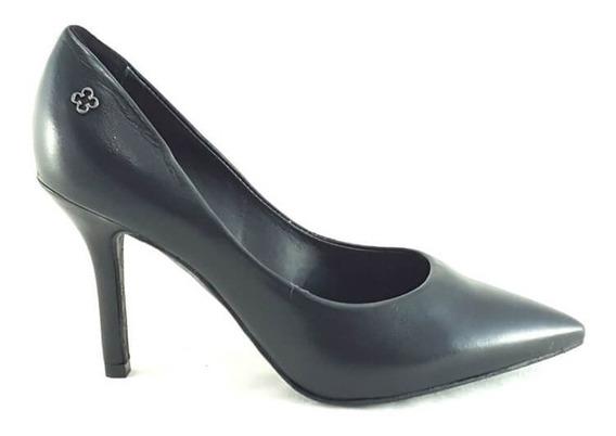 Sapato Scarpin Capodarte Bico Fino Salto 10cm Original