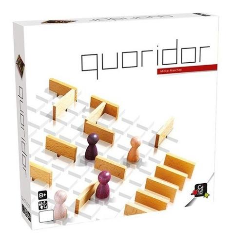 Juego de mesa Quoridor Gigamic