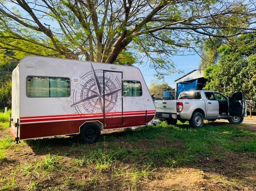 Imagem 1 de 9 de Trailer Camp Motorhome