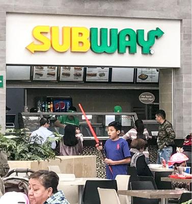 Traspaso Restaurante Subway En Centro Comercial