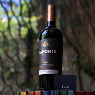 Vino Viamonte Suelos Reserva Cabernet Sauvignon - Caja X6 -