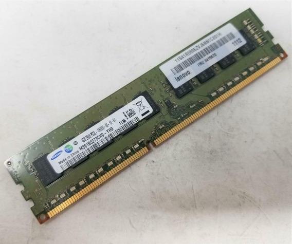 Memoria Samsung 4gb 2rx8 Pc3l-10600 1333mhz M391b5273ch0yh9