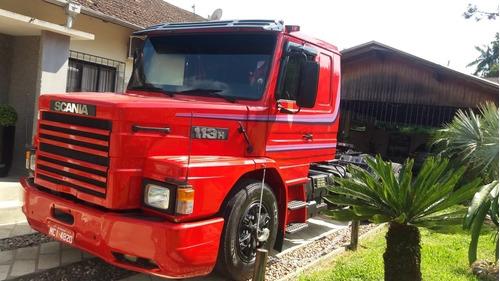 Scania 113h 360 Trucado 6x2 - Motor Novo E Caixa Nova!!!