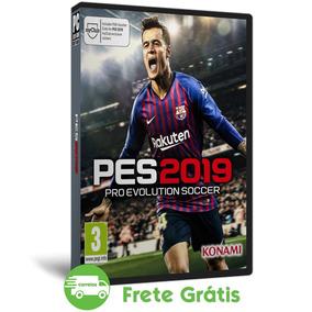 Pro Evolution Soccer 2019 Pc Pes 19 Português Mídia Física