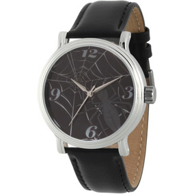 Reloj Marvel Para Hombre Wma000201 Tablero De Spider Man,