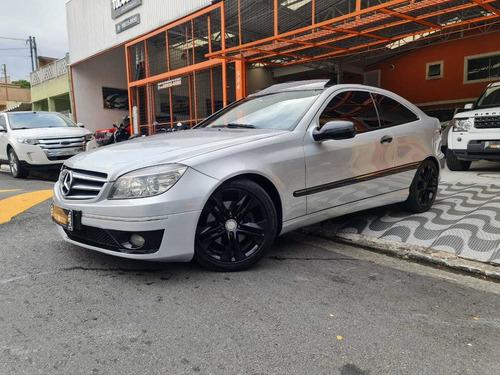 Mercedes-benz Classe Clc 2010 1.8 Sport Kompressor 2p
